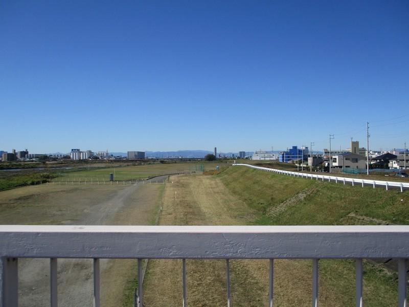 2019.11.29 (27) 松川橋 - にしに鈴鹿のやまやま 2000-1500