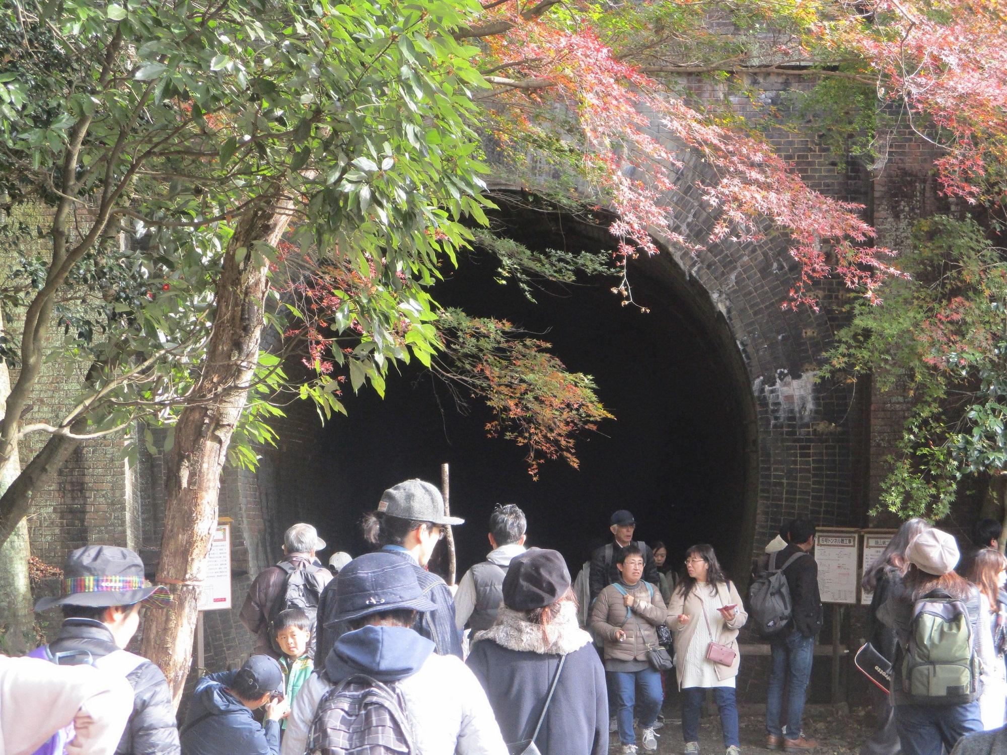 2019.12.1 (47) 愛岐トンネル群 - 6号トンネル 2000-1500