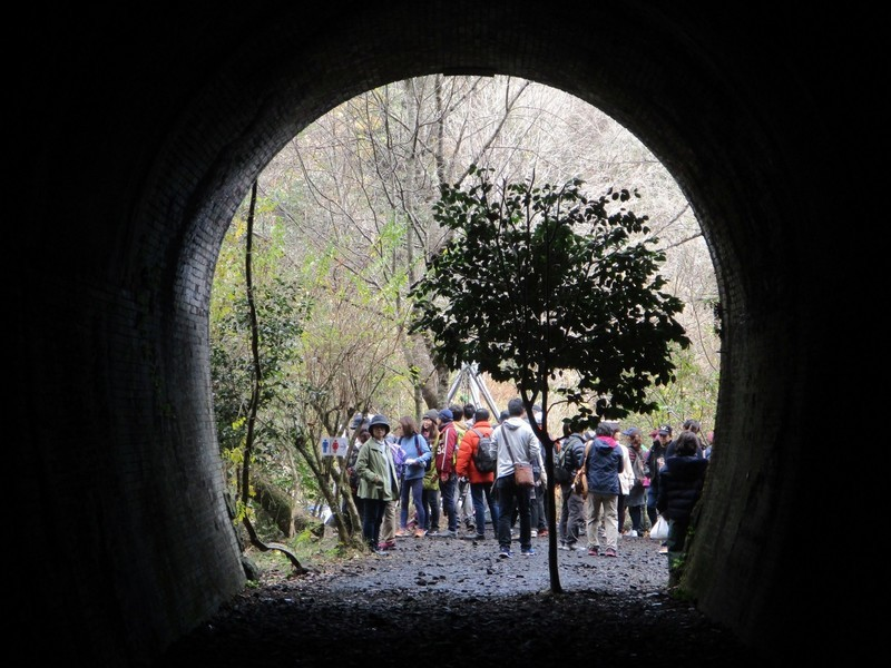 2019.12.1 (49) 愛岐トンネル群 - 6号トンネル 2000-1500