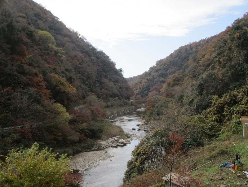 2019.12.1 (51) 愛岐トンネル群 - 庄内川(かわしも) 1590-1200