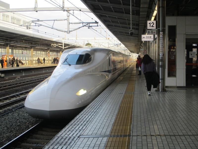 2019.12.16 (3) 豊橋 - 東京いきこだま632号 1790-1350