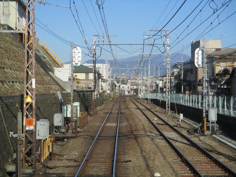 2019.12.16 (15) 新宿いき急行 - 小田原足柄間 1800-1350