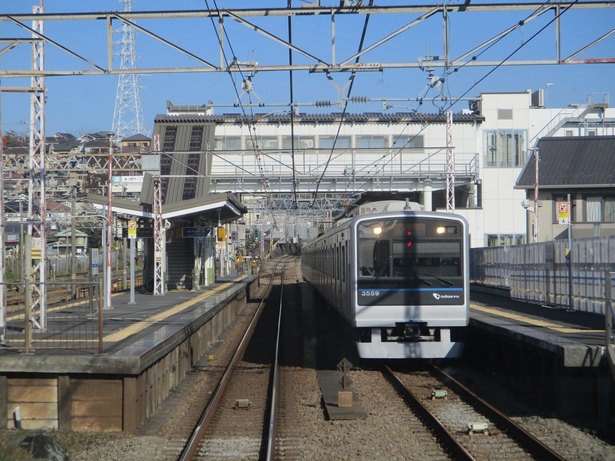 2019.12.16 (16) 新宿いき急行 - 足柄 2000-1500