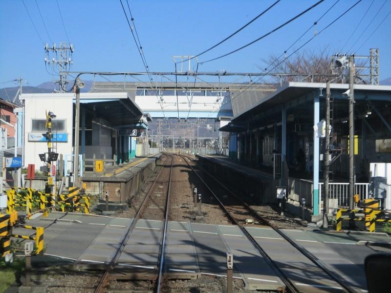 2019.12.16 (22) 新宿いき急行 - 栢山 1800-1350