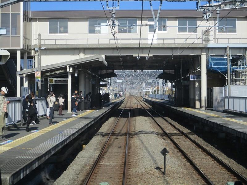 2019.12.16 (24) 新宿いき急行 - 開成 1800-1350