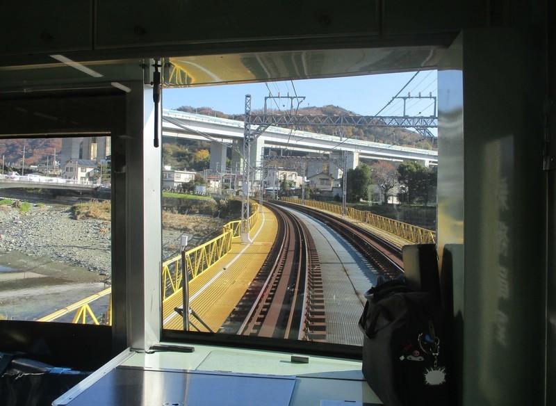 2019.12.16 (31) 新宿いき急行 - 新松田渋沢間 2000-1460