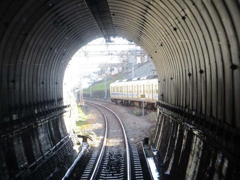 2019.12.16 (37) 新宿いき急行 - 新松田渋沢間 1600-1200