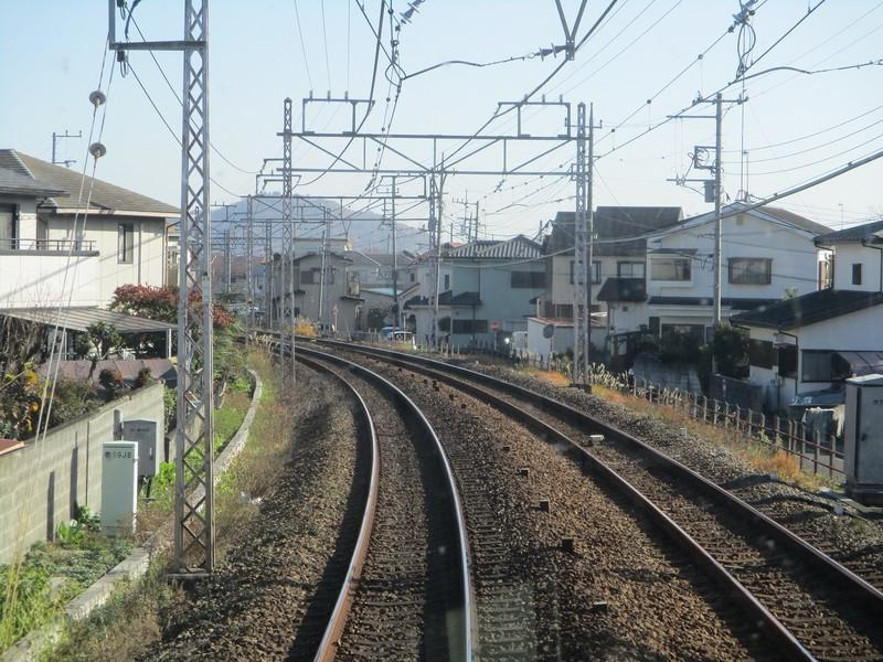 2019.12.16 (39) 新宿いき急行 - 渋沢秦野間 1600-1200