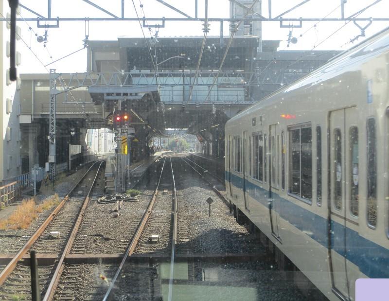 2019.12.16 (41) 新宿いき急行 - 秦野 1550-1200