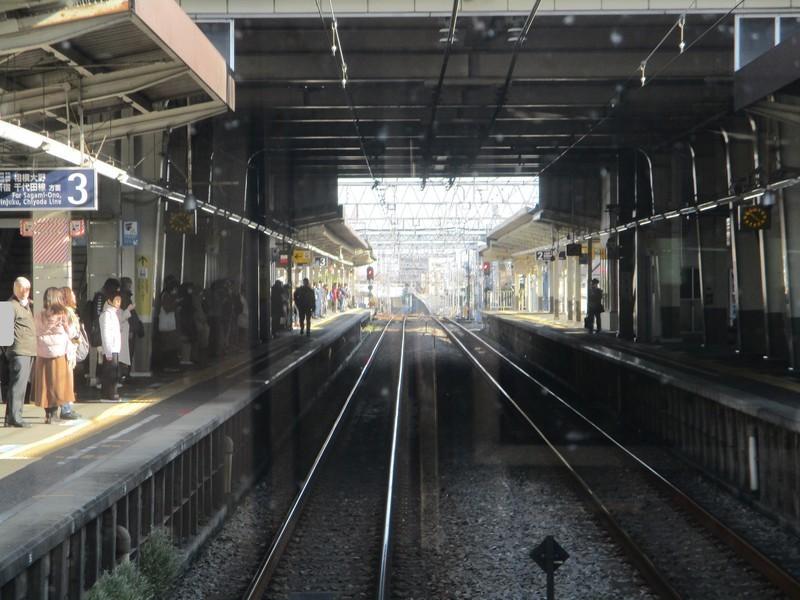2019.12.16 (47) 新宿いき急行 - 伊勢原 1600-1200