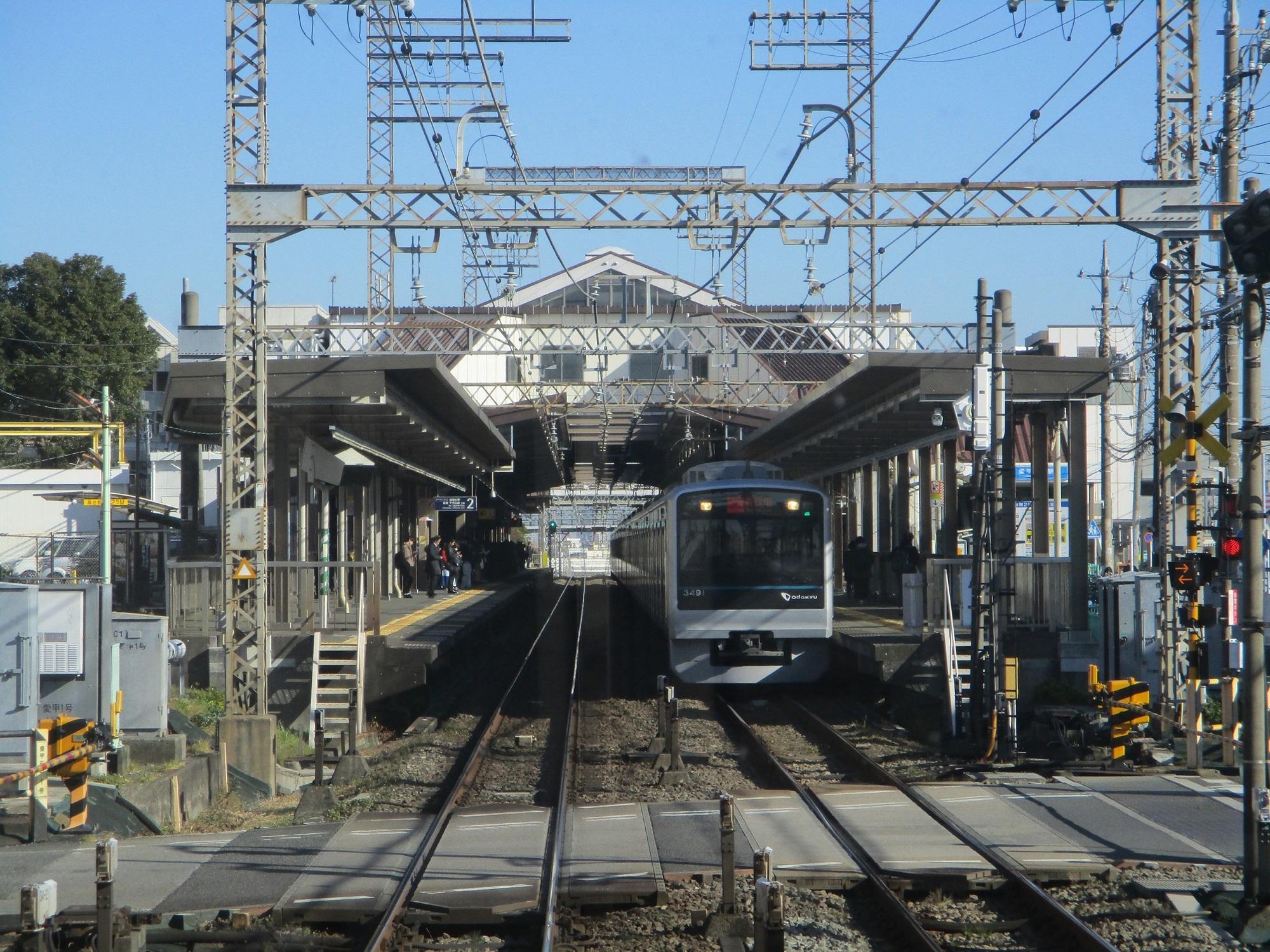 2019.12.16 (51) 新宿いき急行 - 愛甲石田 2000-1500