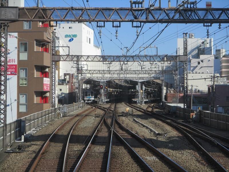 2019.12.16 (54) 新宿いき急行 - 本厚木 2000-1500