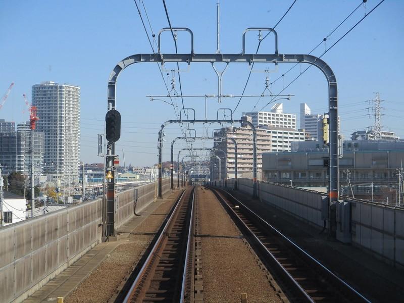 2019.12.16 (60) 新宿いき急行 - 厚木海老名間 1800-1350