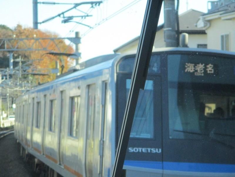 2019.12.16 (74) 新宿いき各停 - 海老名かしわ台間 1190-900