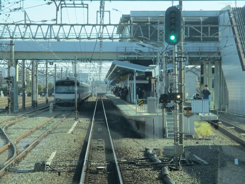 2019.12.16 (83) 新宿いき各停 - 相模大塚 1800-1350