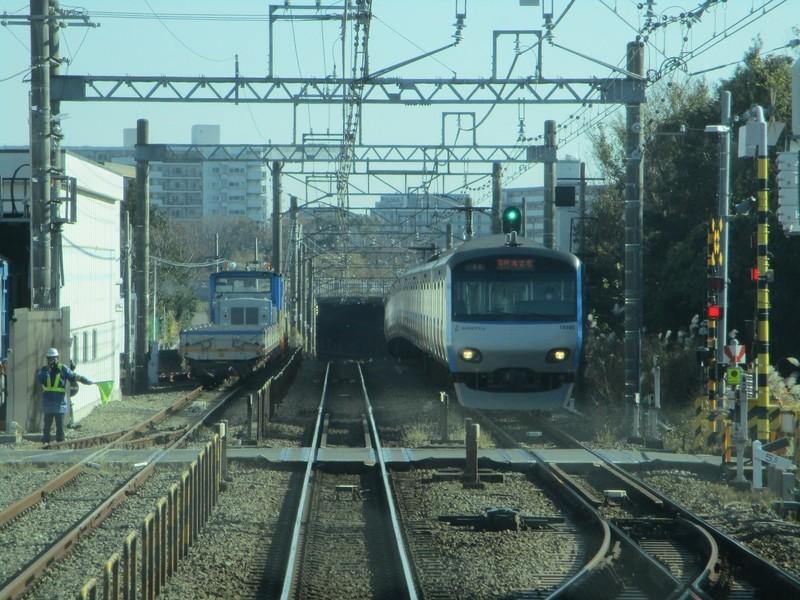 2019.12.16 (84) 新宿いき各停 - 相模大塚大和間 1600-1200