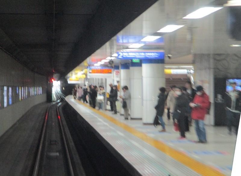2019.12.16 (86) 新宿いき各停 - 大和 1200-880