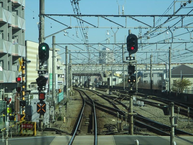 2019.12.16 (94) 新宿いき各停 - 二俣川しゅっぱつ 1800-1350