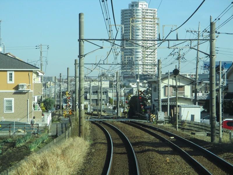 2019.12.16 (95) 新宿いき各停 - 二俣川鶴ヶ峰間 1600-1200