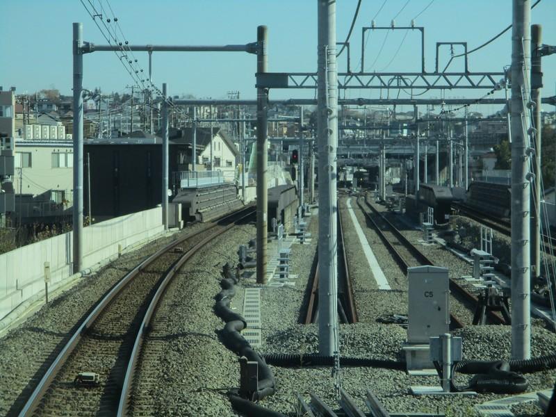 2019.12.16 (100) 新宿いき各停 - 西谷 1600-1200