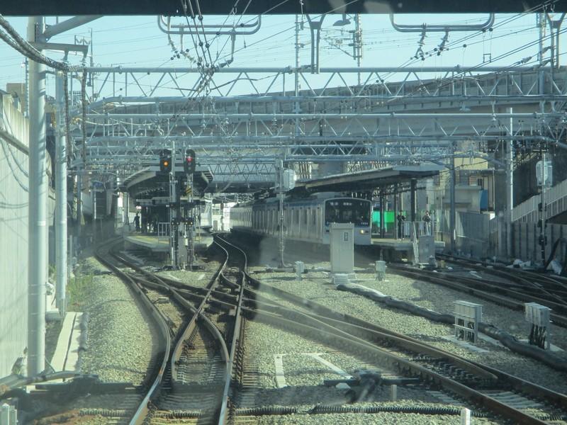2019.12.16 (101) 新宿いき各停 - 西谷 2000-1500