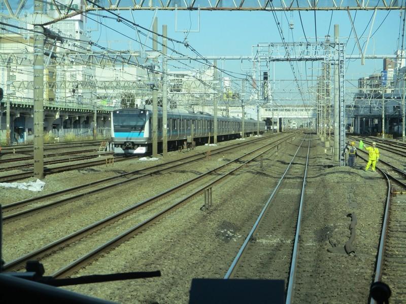 2019.12.16 (113) 新宿いき各停 - (鶴見てまえ) 2000-1500