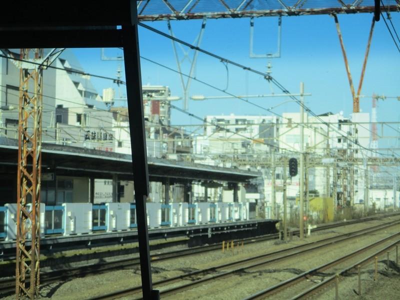 2019.12.16 (114) 新宿いき各停 - (鶴見) 1400-1050