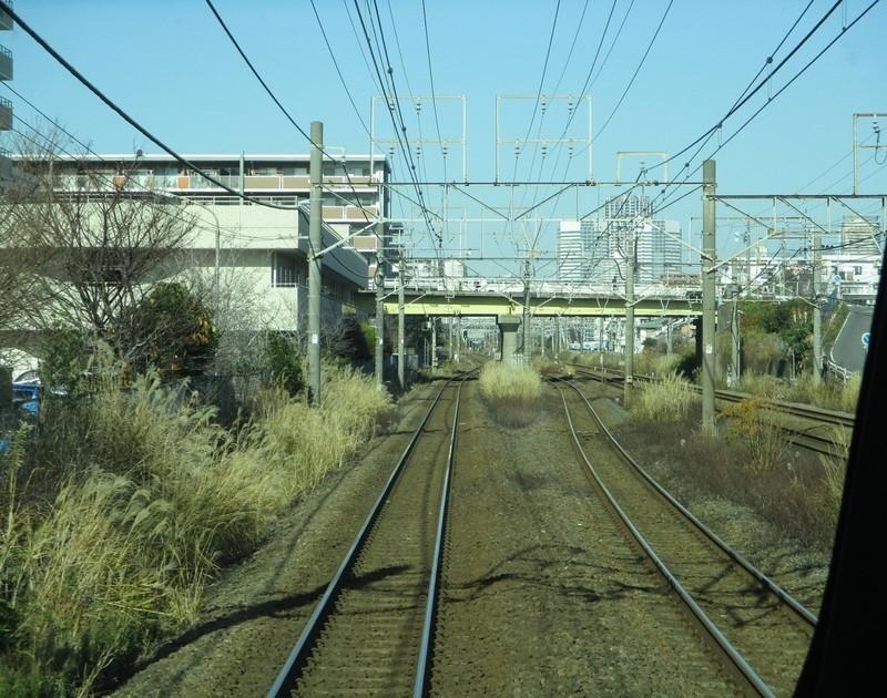 2019.12.16 (117) 新宿いき各停 - (鶴見-新川崎間) 1510-1190