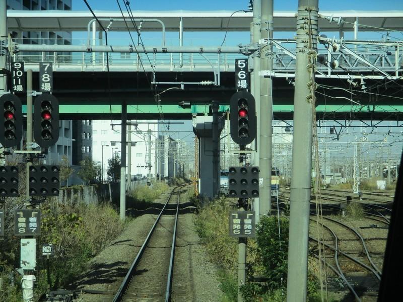 2019.12.16 (119) 新宿いき各停 - (新川崎) 1600-1200