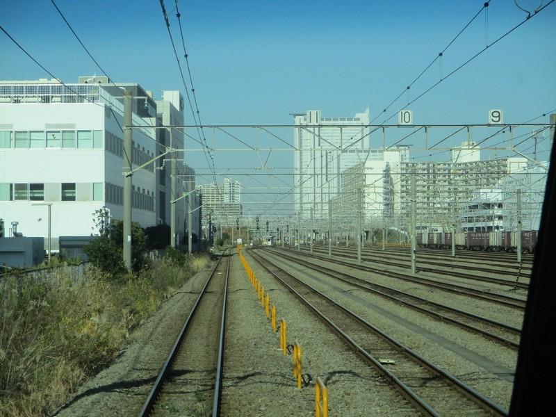 2019.12.16 (120) 新宿いき各停 - 武蔵小杉え 1800-1350