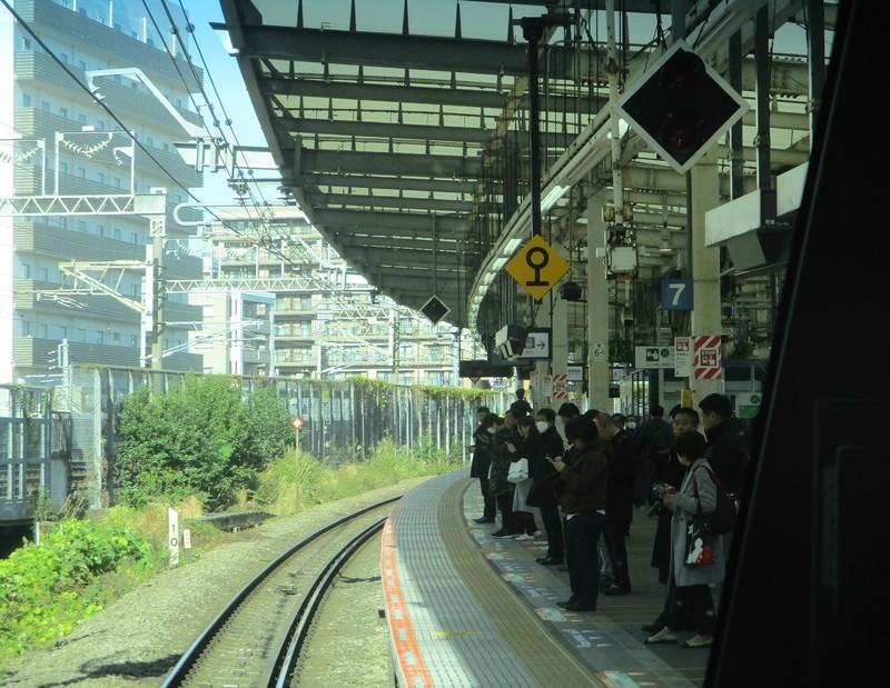 2019.12.16 (124) 新宿いき各停 - 武蔵小杉 1550-1200