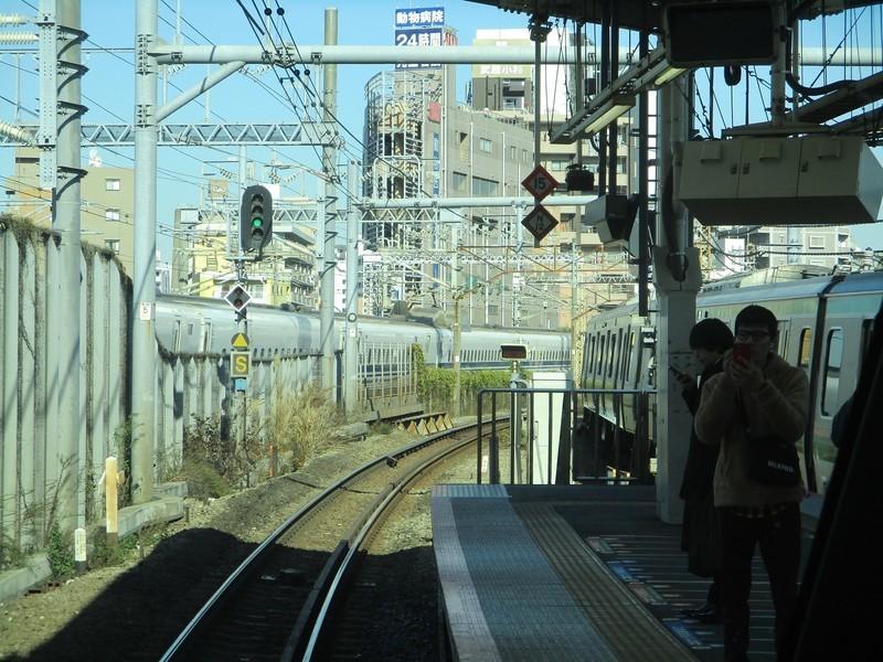 2019.12.16 (125) 新宿いき各停 - 武蔵小杉 1600-1200