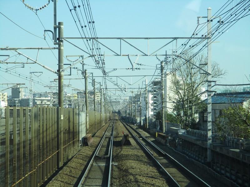 2019.12.16 (127) 新宿いき各停 - 武蔵小杉西大井間 1600-1200