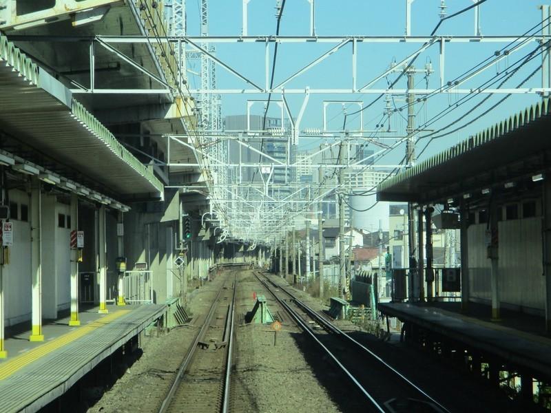 2019.12.16 (130) 新宿いき各停 - 西大井 1800-1350