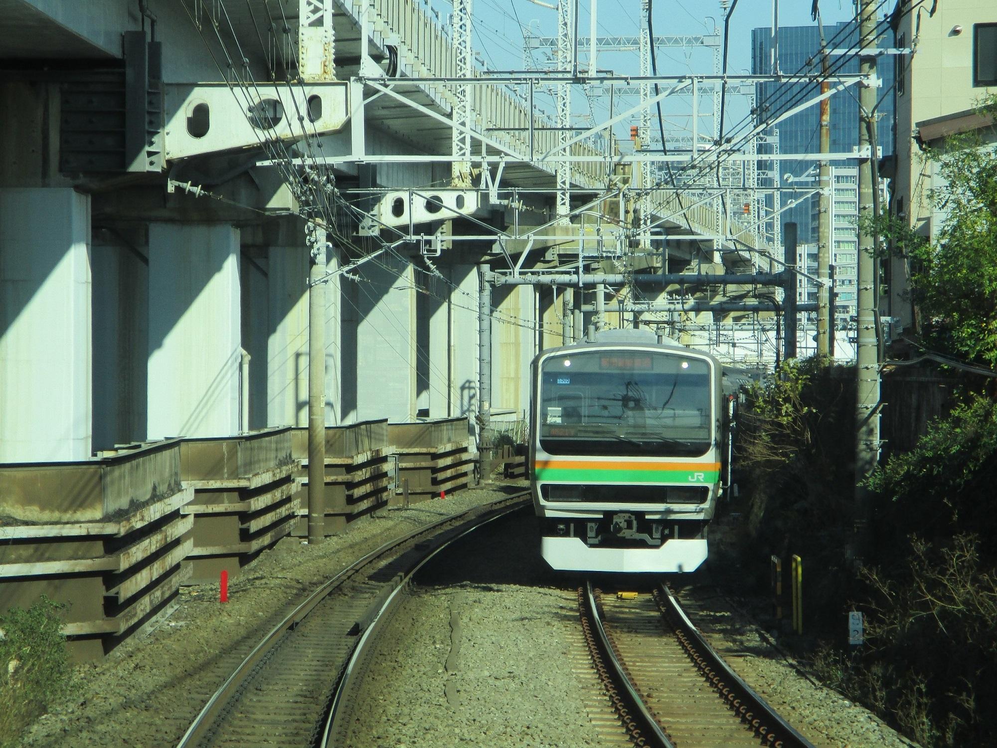 2019.12.16 (131) 新宿いき各停 - 西大井大崎間 2000-1500