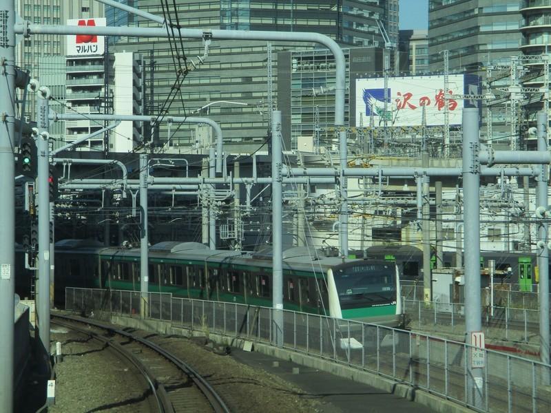2019.12.16 (135) 新宿いき各停 - 西大井大崎間 2000-1500