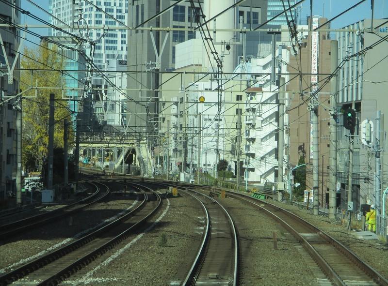 2019.12.16 (144) 新宿いき各停 - 恵比寿渋谷間 1800-1330