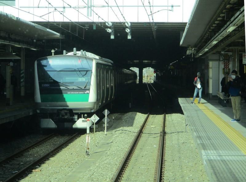 2019.12.16 (156) 相鉄新宿いき各停 - 新宿 1830-1350