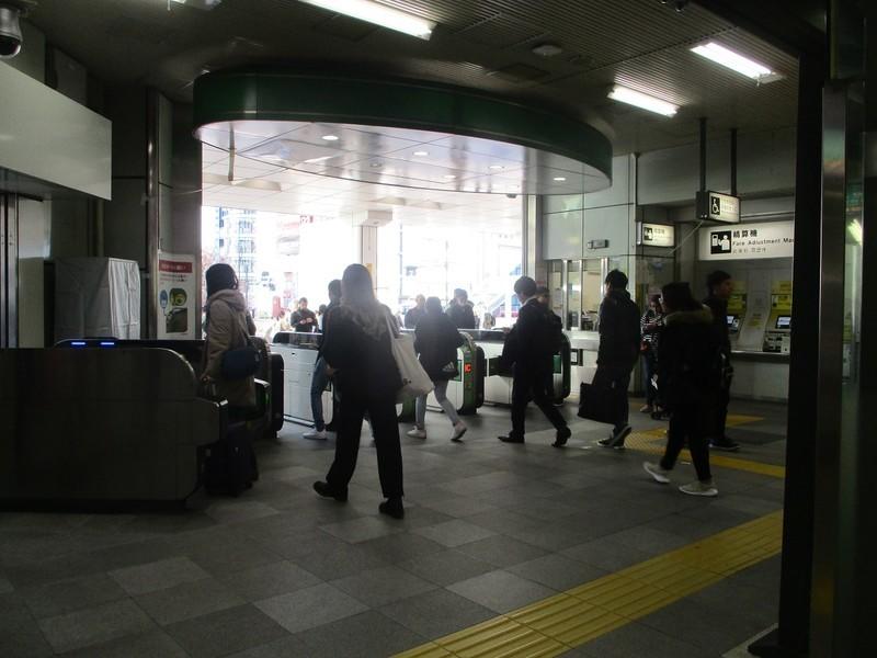 2019.12.16 (159) 新宿 - 東南ぐち 1200-900