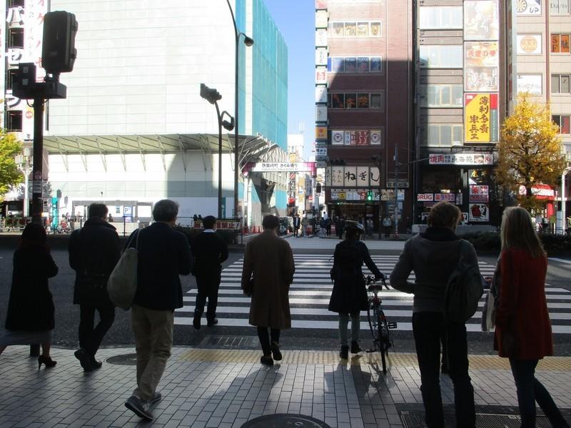 2019.12.16 (161) 新宿 - 歌舞伎町さくらどおりいりぐち 1600-1200