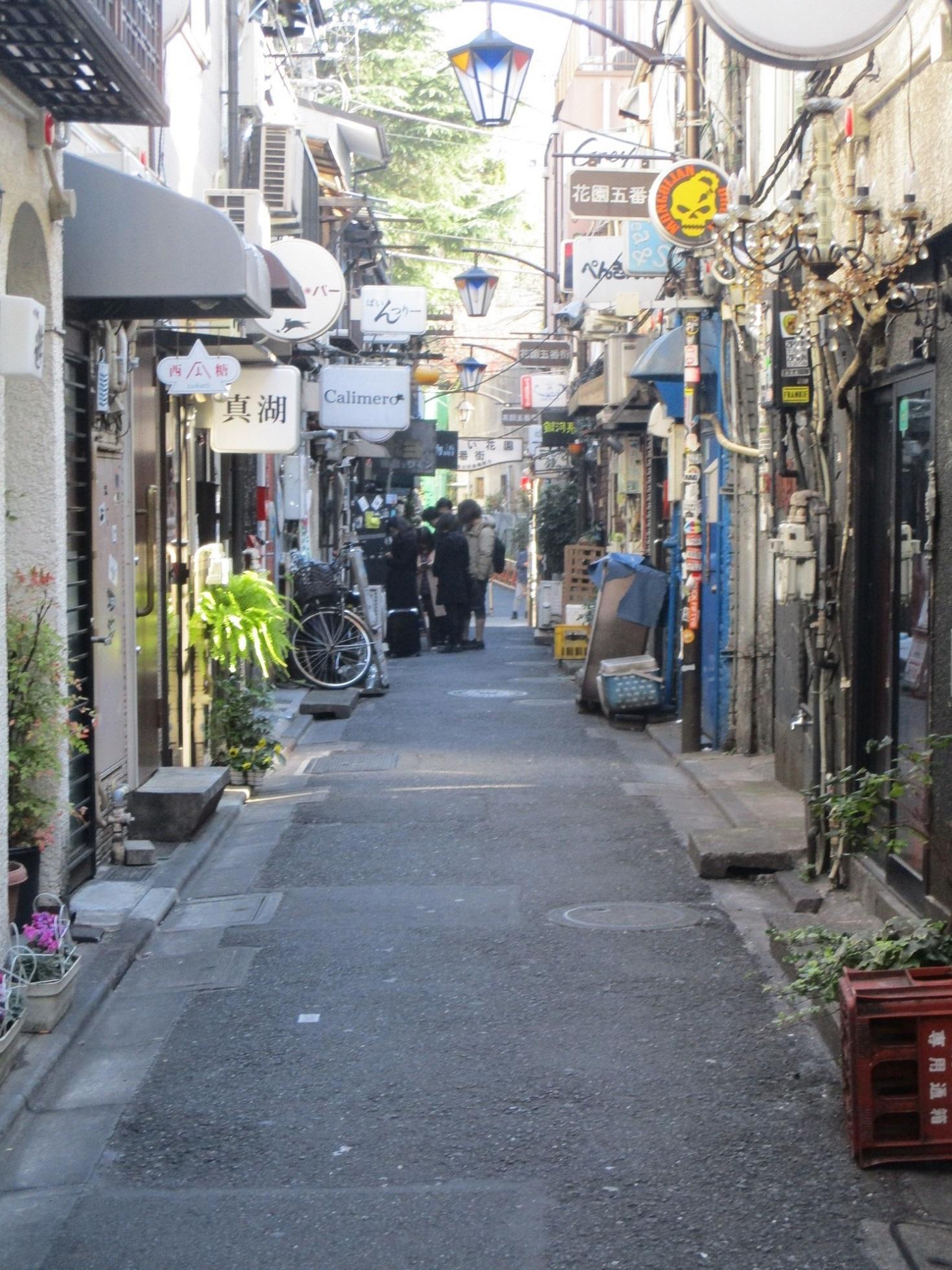 2019.12.16 (164) 新宿ゴールデン街 - あかるい花園五番街 1470-1960