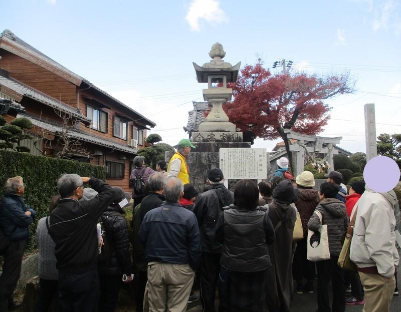 2019.12.20 (5) しろめぐりバスツアー - 藤井城あと 1540-1200