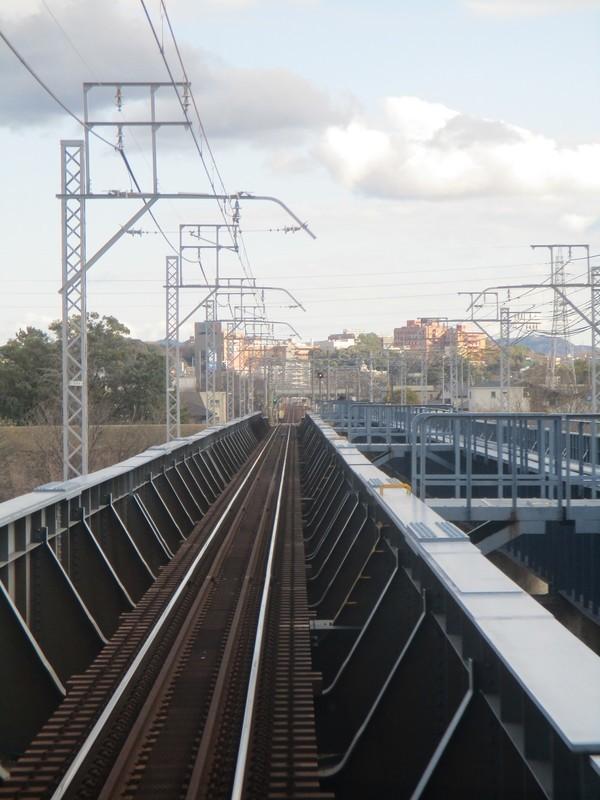 2019.12.31 (11) 東岡崎いきふつう - 矢作川鉄橋 1050-1400