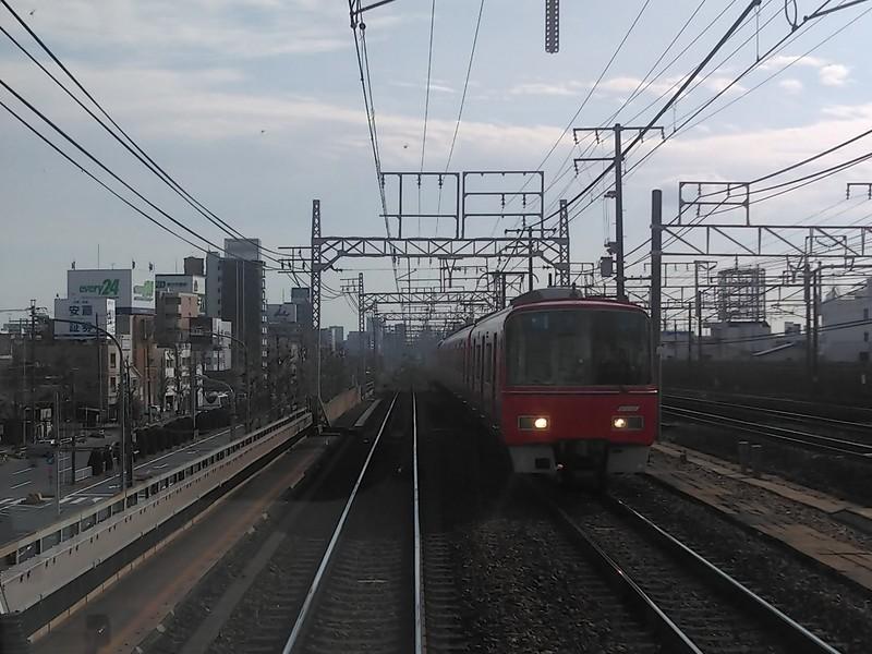 2020.1.14 (6) 13:40 東岡崎いきふつう - 名古屋山王間 1200-900
