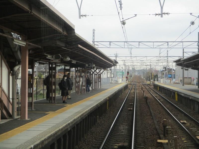 2020.1.16 (5) 東岡崎いきふつう - 矢作橋 1600-1200