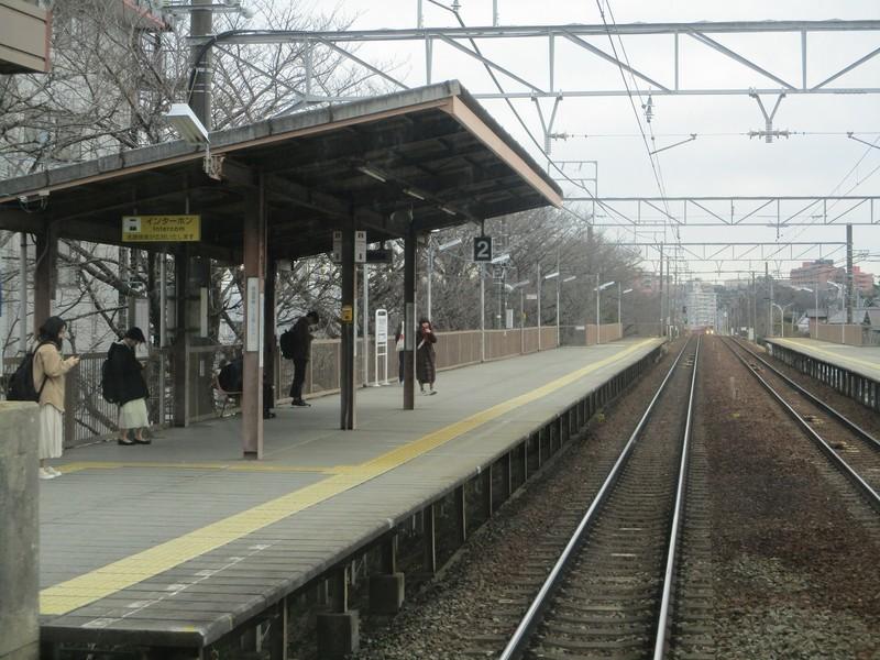 2020.1.16 (6) 東岡崎いきふつう - 岡崎公園前 1600-1200