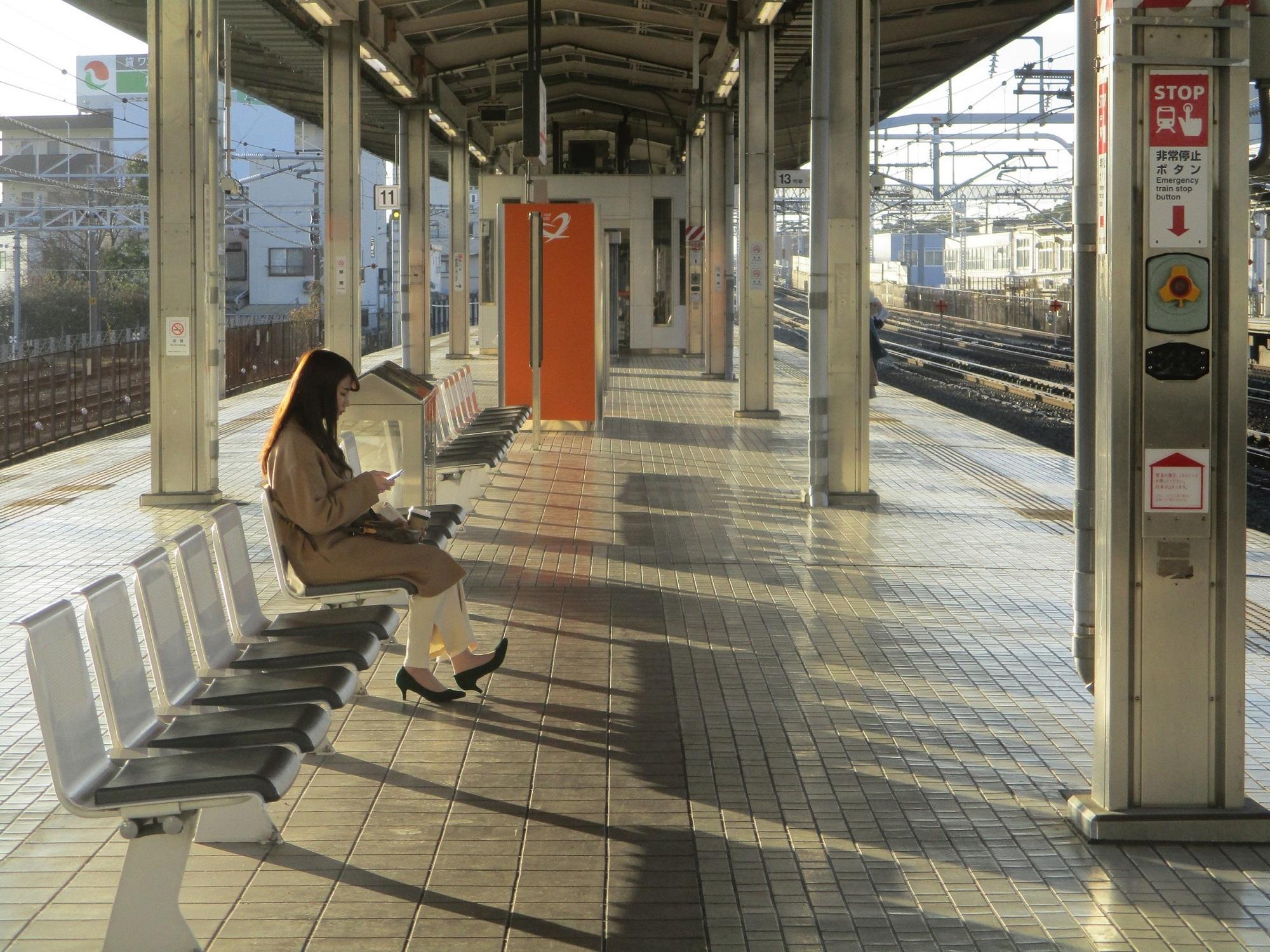 2020.1.21 (4) 豊橋 - 新幹線のりば 2000-1500