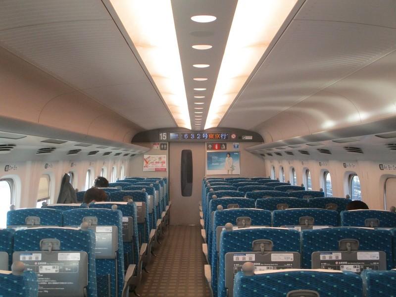 2020.1.21 (7) 東京いきこだま632号 - 豊橋 1600-1200