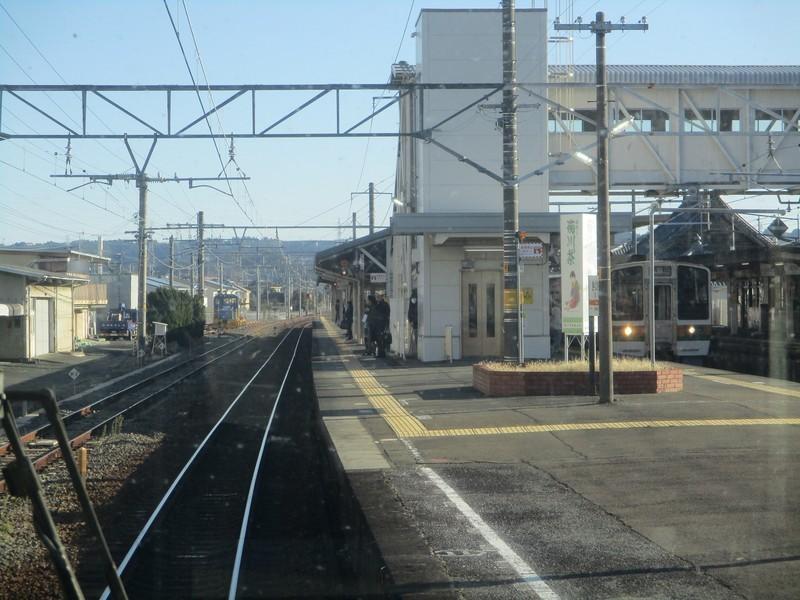 2020.1.21 (30) 興津いきふつう - 菊川 1600-1200