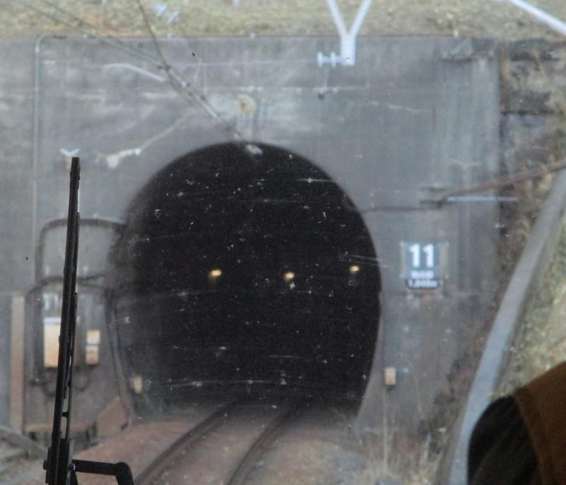 2020.1.21 (34) 興津いきふつう - 牧の原トンネル 1400-1200
